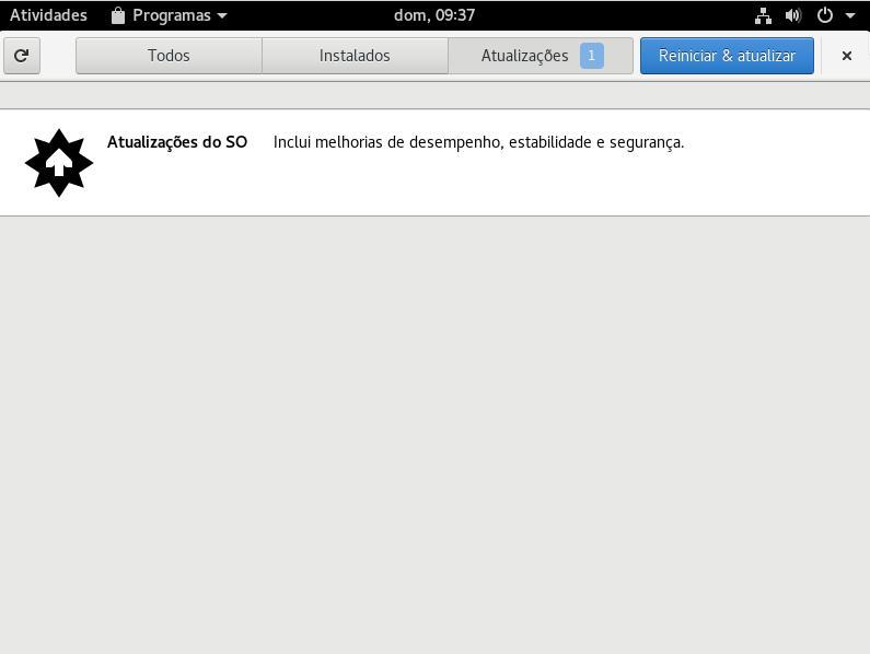 001 - 5 dicas após instalar o Fedora Programas