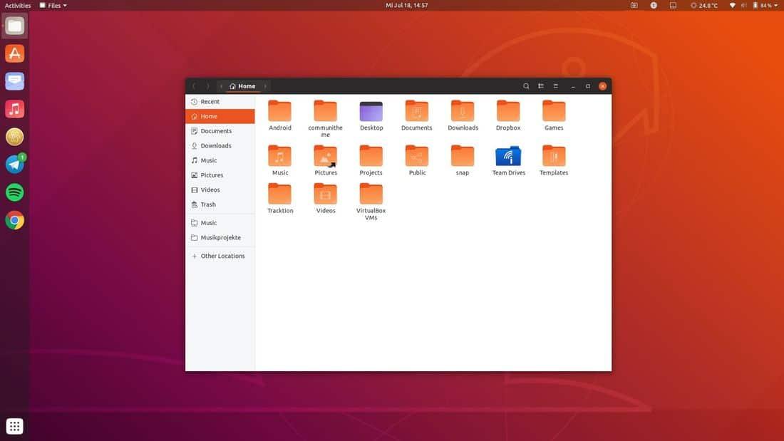 Novidades do Ubuntu 18.10 Cosmic Cuttlefish