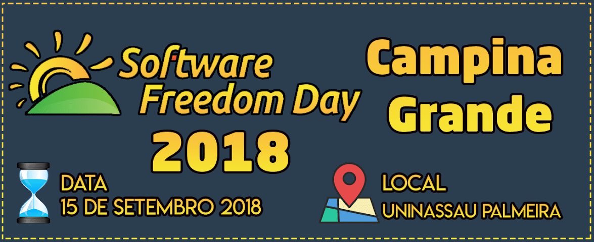 Software Freedom Day em Campina Grande-PB