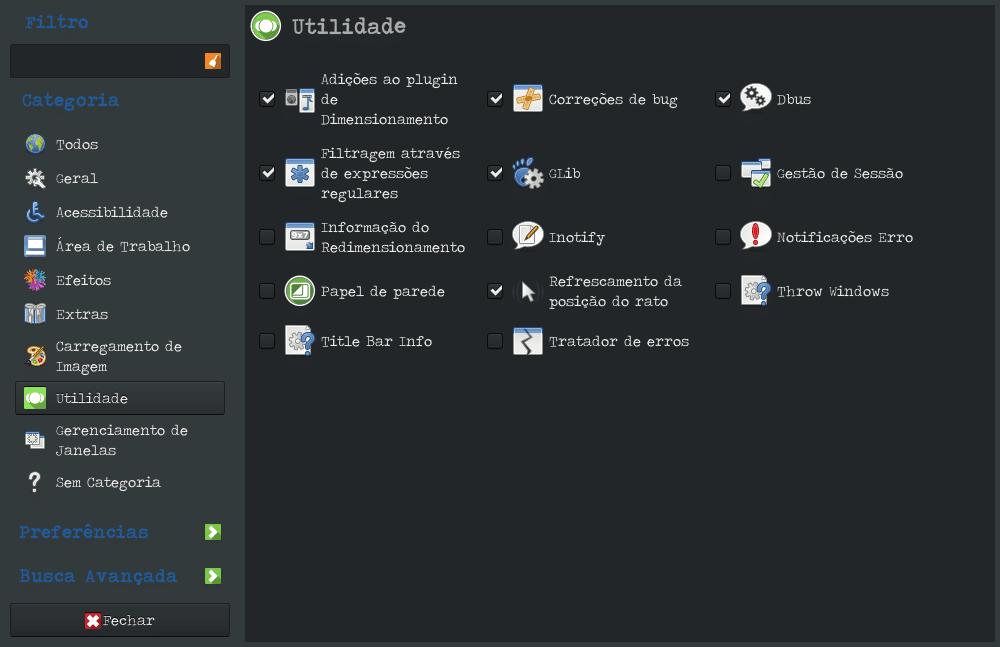 CCSM - Utilidades