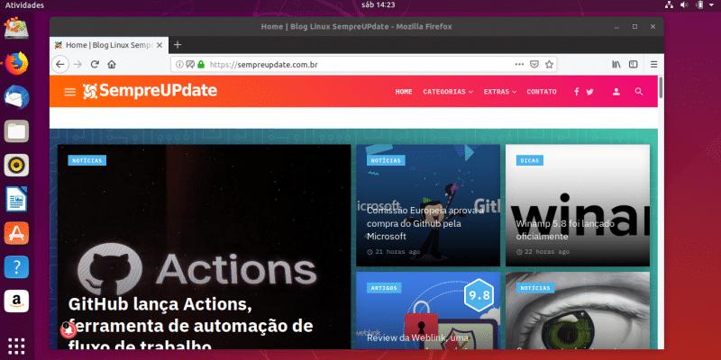 Novidades do Ubuntu 18.10