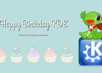 KDE faz 22 anos e atualiza linha do tempo