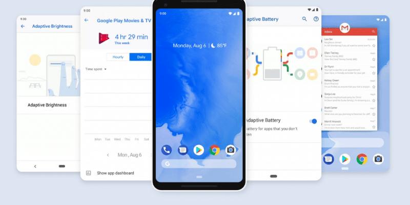 Android Pie ainda não tem número de usuários divulgado