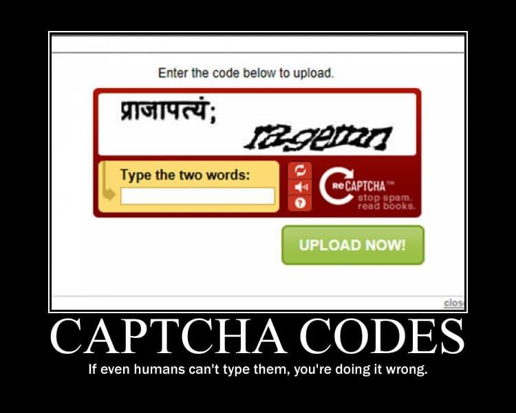 Captcha Codes By Zapheil D4bfgmo
