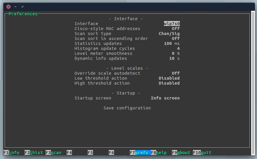 Como verificar a intensidade do sinal WiFi no Ubuntu via Terminal