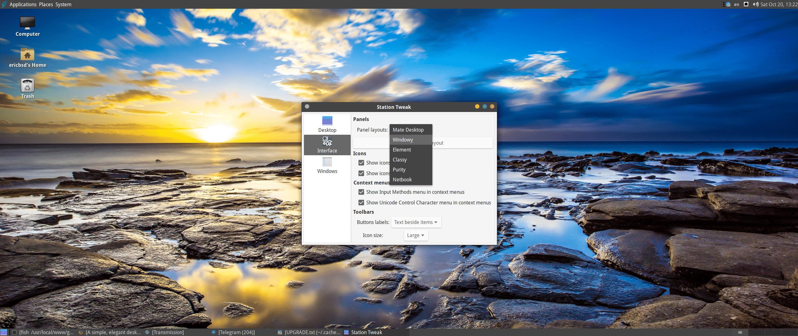 Pop! OS, Nutyx e GhostBSD são atualizados
