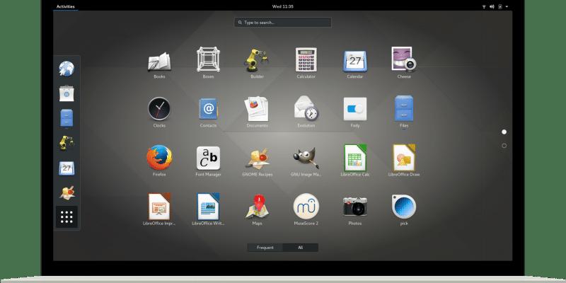 GNOME 3.31.4 é lançado como prévia do GNOME 3.32