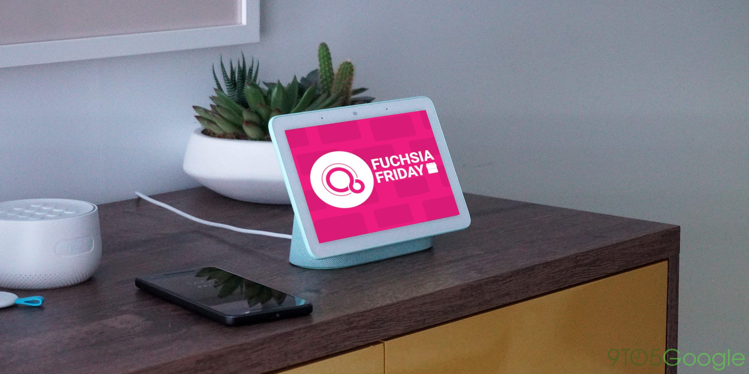 Home Hub Fuchsia