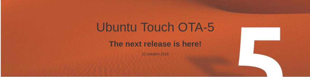 Ubuntutouch Ota5