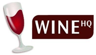 Lançado Wine 3.20