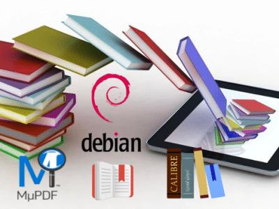 Como instalar leitor de e-books no Debian