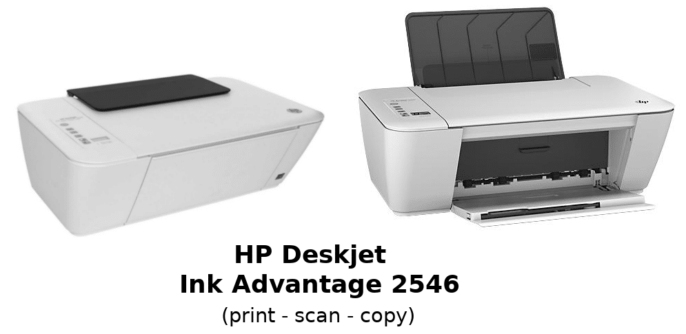 Instalar impressora HP no FreeBSD - HP Deskjet Inl Advantage 2546