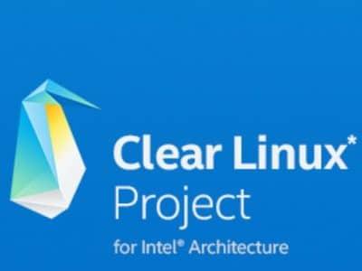 Clear Linux da Intel lança novo instalador
