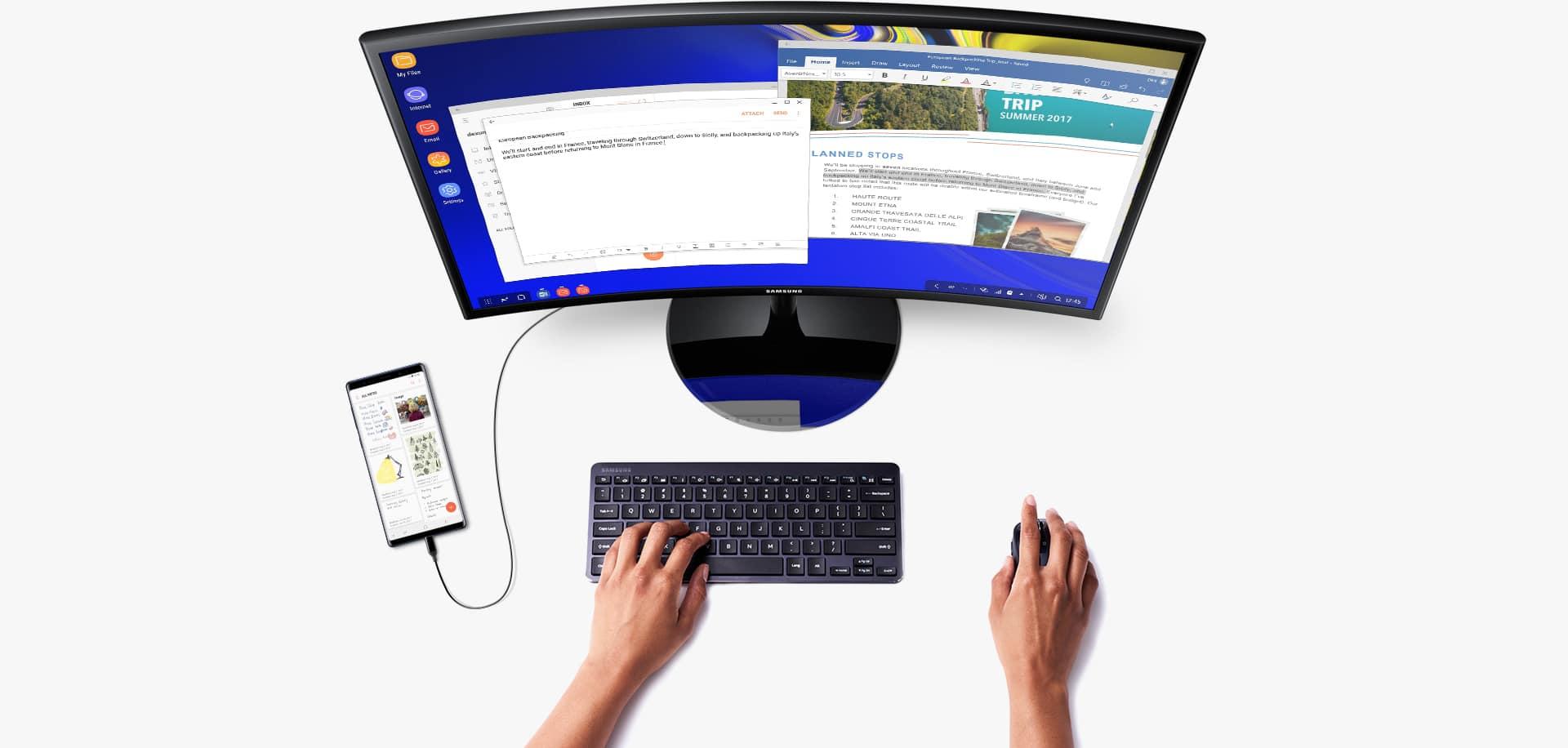 Ubuntu em dispositivos Samsung chega à versão beta