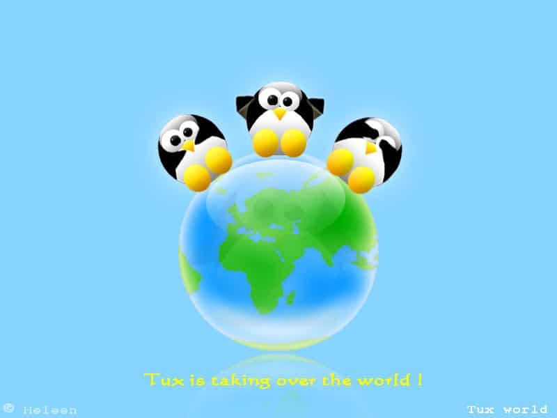 "Kernel Linux 5.2 será chamado ""Golden Lions"""