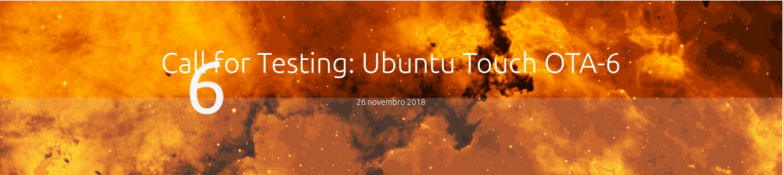 Ubuntu Touch OTA-6 da UBports traz aprimoramentos do navegador