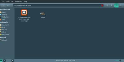 Como instalar arquivo AppImage no Linux