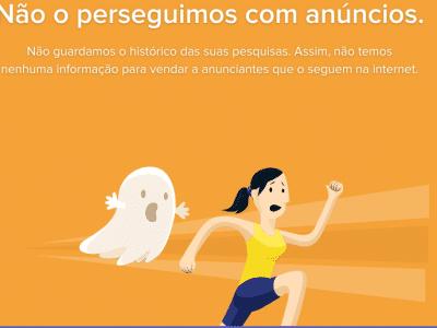 """DuckDuckGo acusa o Google de criar uma """"bolha de resultados"""""""