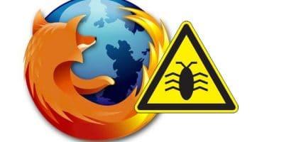 Bug que perdura 11 anos no Firefox prejudica usuários.