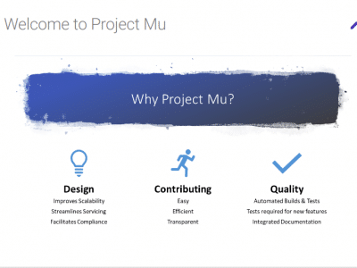 "Microsoft anuncia ""Projeto Mu"", alternativa UEFI de código aberto"