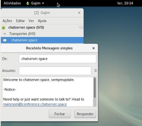 006 - Instalando cliente XMPP no Debian