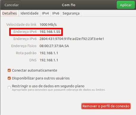 007 - Ubuntu via SSH a partir do Windows