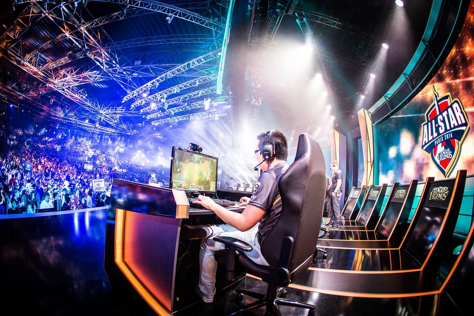 O futuro dos e-sports no Brasil