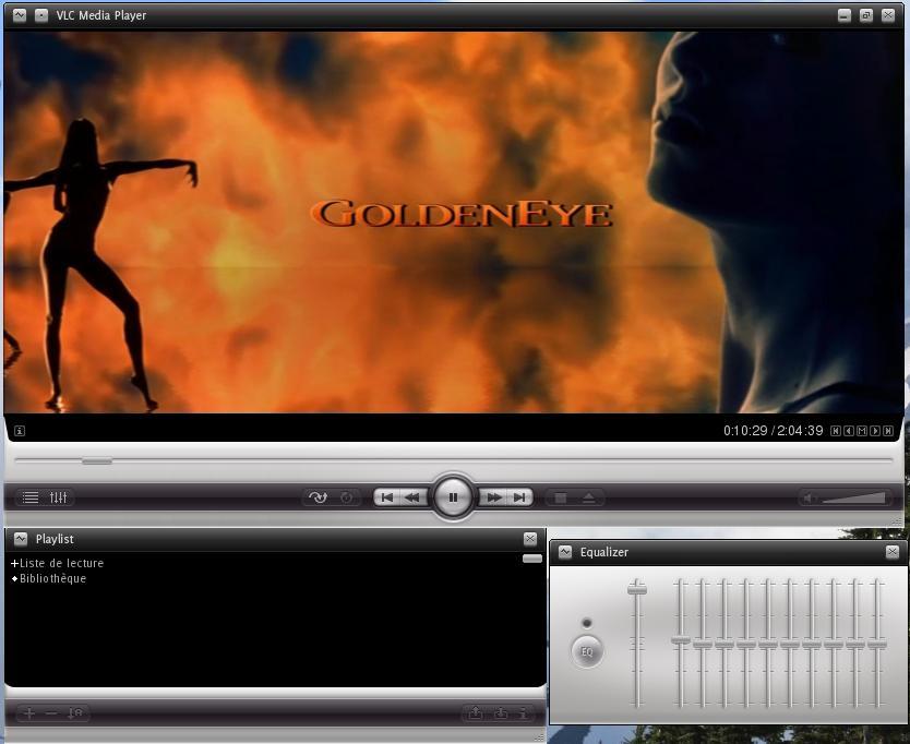 VLC Goldneye