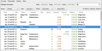 Como instalar o Homebank, software de finanças pessoais, no Fedora, openSUSE, Debian e Gentoo