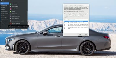 DebEX tem novo Kernel e desktop Budgie 10.4