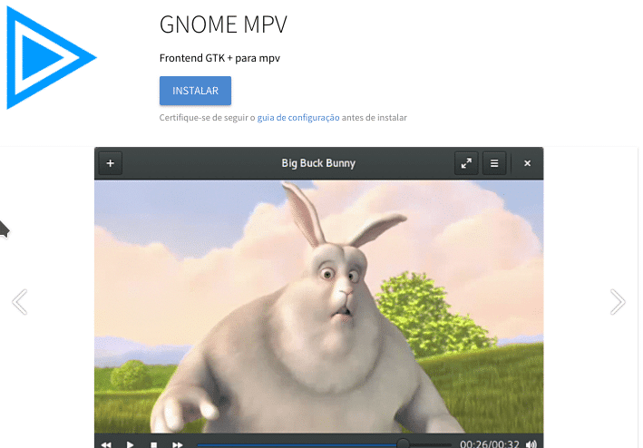 'Celluloid' é o novo nome do GNOME MPV