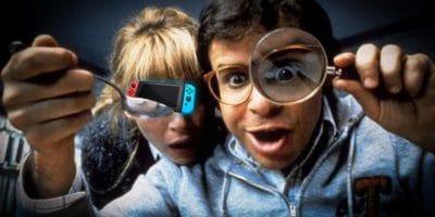 Nintendo Switch pode ficar menor e mais barato