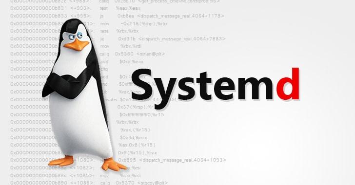Falhas do Systemd afetam distribuições GNU/Linux