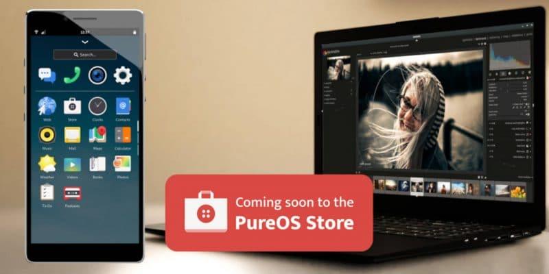 """Purism anuncia """"PureOS Store""""para smartphones e laptops"""