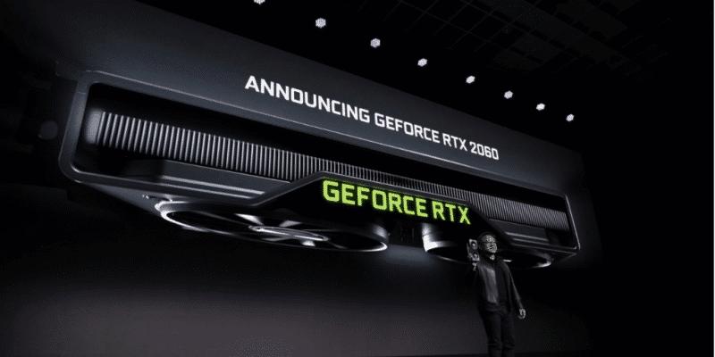 NVIDIA lança GeForce RTX 2060 para a GPU Turing