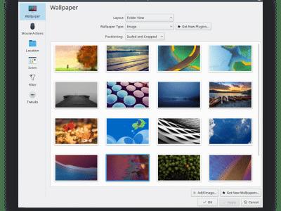 KDE inicia 2019 com ajustes e polimento