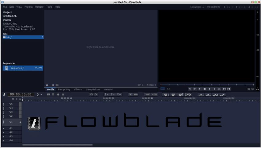 00 Flowblade Logo