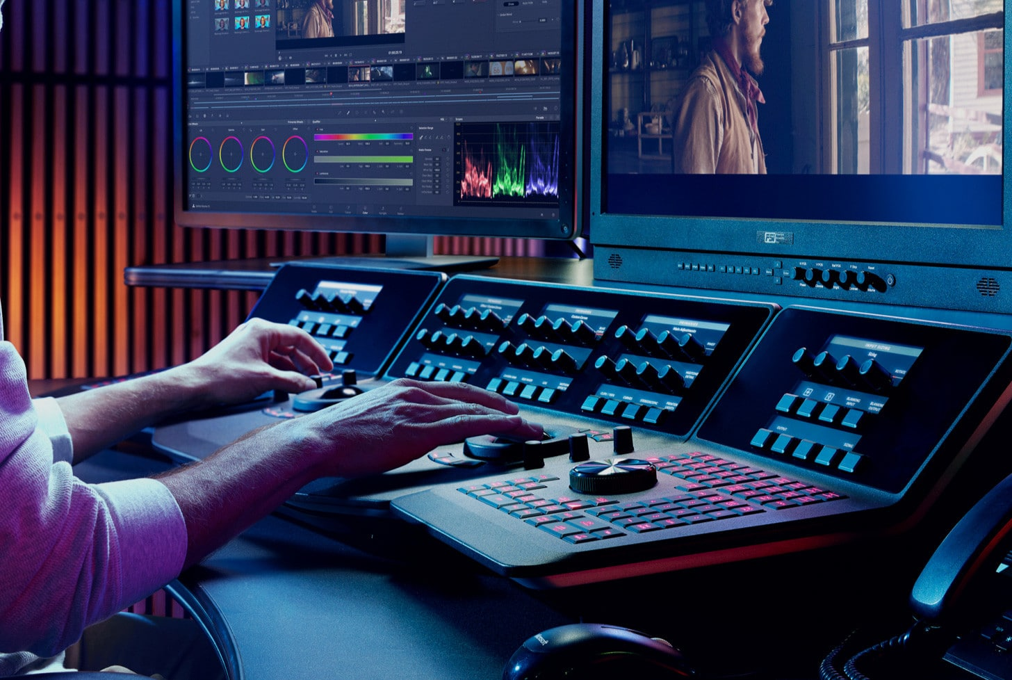 DaVinci-Resolve-15-linux-instale