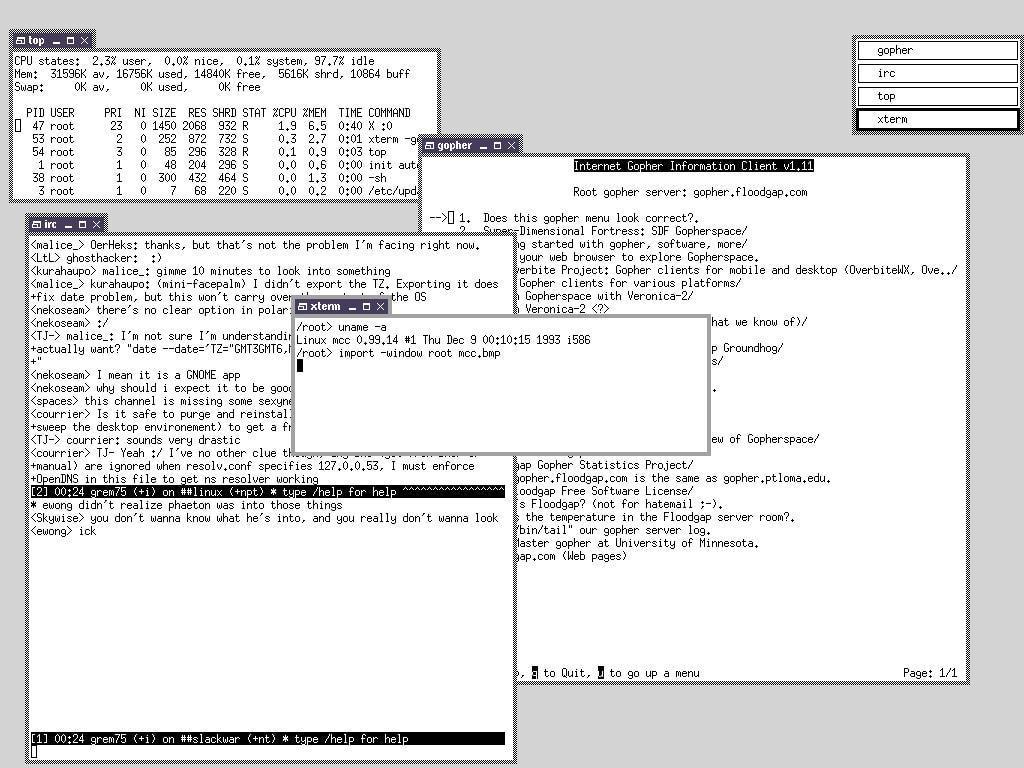 Conheça as primeiras distribuições Linux