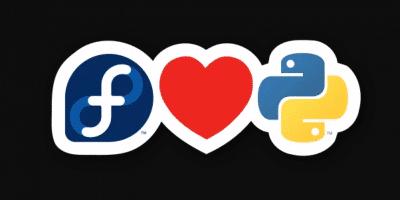 Fedora 31 planeja usar Python 3.8