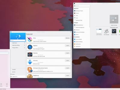 KDE Plasma 5.15 lançado com melhorias em Wayland