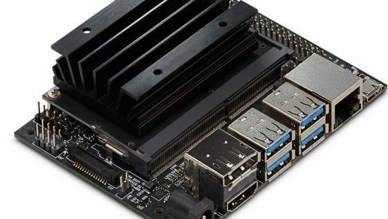 NVIDIA Jetson Nano é um computador de US $ 99 construído para AI, desenvolvido para Ubuntu