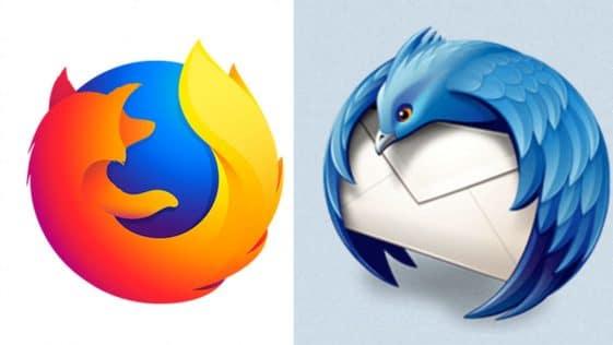 Mozilla lança Firefox 65.0.2 e Thunderbird 60.5.2