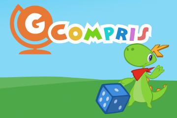 Conheça a nova versão do GCompris 1.0 um software educacional infantil de alta qualidade