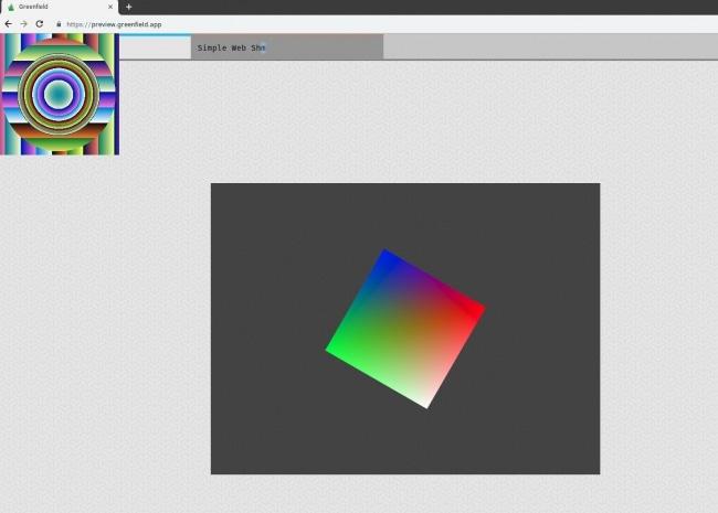 Greenfield Wayland Compositor agora pode executar aplicativos diretamente no navegador