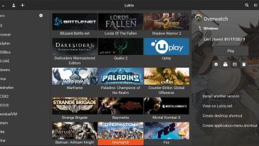 Lutris 0.5.1 traz melhor integração com GOG