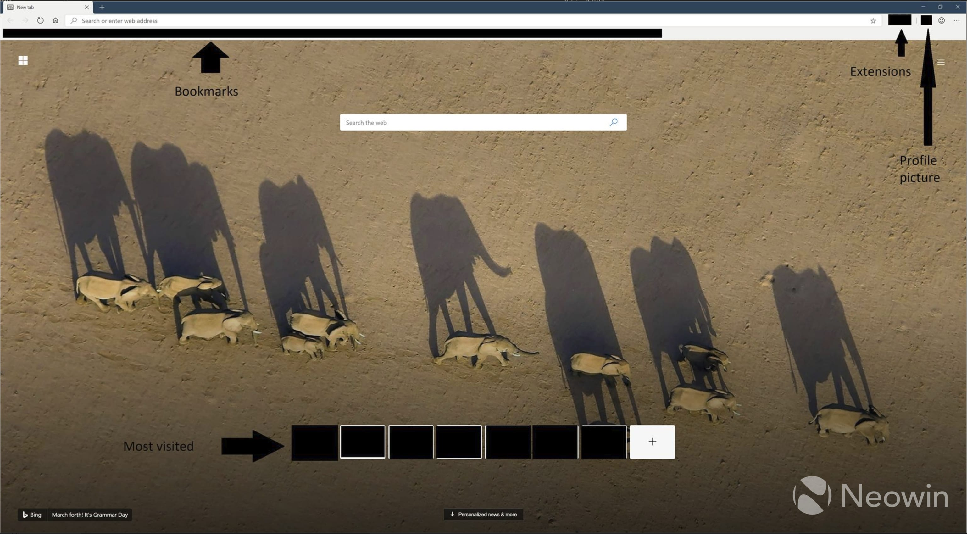 Confira as imagens inéditas do novo Edge baseado no Chromium