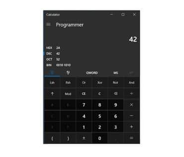 Calculadora do Windows 10 agora disponível no Android e no iPhone