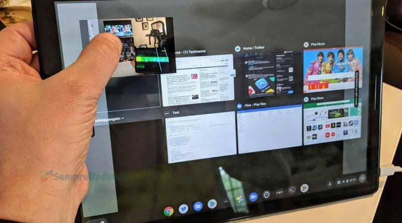 Chrome OS 75 permite que aplicativos Linux acessem dispositivos Android via USB