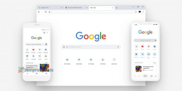 Chrome 76 permite modo escuro e dificulta uso do Flash